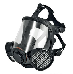 An emergency escape mask