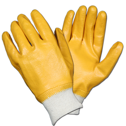 A pair of protective gloves